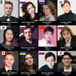 Gurwitz 2020 International Piano Competition