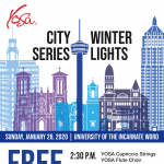 YOSA City Series 2: Winter Lights