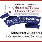 Heart of Texas Concert Band- Celebrating the Music of Warren Barker