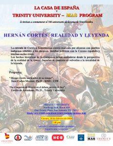 Hernan Cortes: Realidad y Leyenda (CHARLA EN ESPANOL)