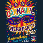 "SAN ANTONIO AIDS FOUNDATION PRESENTS ""Carnaval: WEBB Party 2020"""