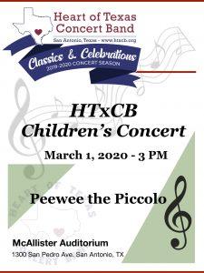 Heart of Texas Concert Band Children's Concert 202...