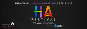 HA Comedy Festival