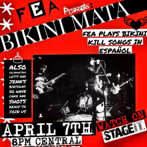 "Fea ""Bikini Mata"" Livestream Concert"
