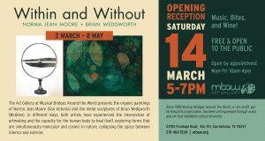 Within and Without: Norma Jean Moore and Brian Wedgworth