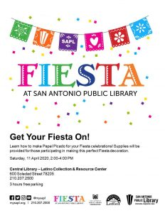 Get Your Fiesta On!