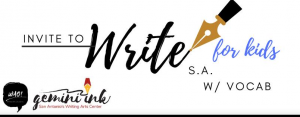 Invite to Write S.A. for Adults & Kids