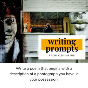 Poetry Month Prompts with Gemini Ink