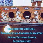 El Tallercito Virtual Weekly Talleres