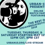 Online Watch Party Featuring the Best of Josiah Media Festival 2018!