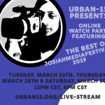 Online Watch Party Featuring the Best of Josiah Media Festival!