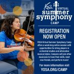 2020 Virtual Summer Symphony Camp