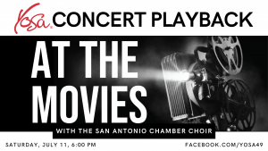 YOSA Concert Playback: At the Movies