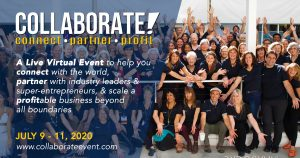 COLLABORATE Live Virtual Event