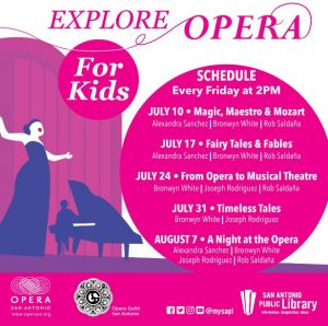 Explore Opera for Kids!