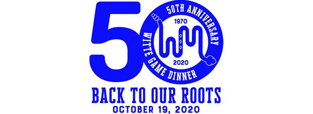 50th Annual Witte Game Dinner