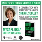 A Conversation with Former City Manager Sheryl Sculley