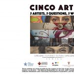Cultural Expression Series: Cinco Artistas