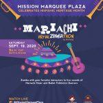 Mariachi Virtual Zumbathon