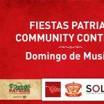 Fiestas Patrias Community Content: Domingo de Musica