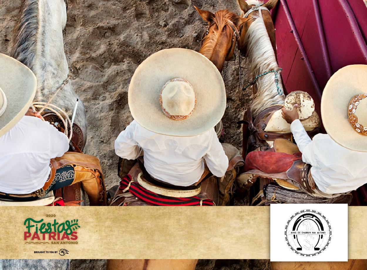 Charreada de las Fiestas Patrias Highlights