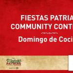 Fiestas Patrias Community Content: Domingo de Cocina