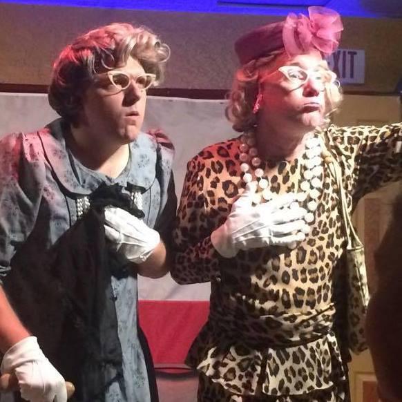 Encore performance: Greater Tuna!