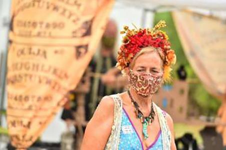 Masked Christmas Renaissance Festival