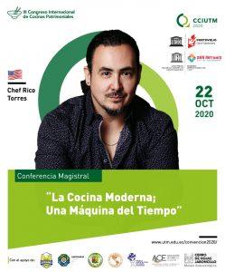 III Continental Virtual Congress of Heritage Cuisine in Portoviejo UNESCO Creative City of Gastronomy (Ecuador).