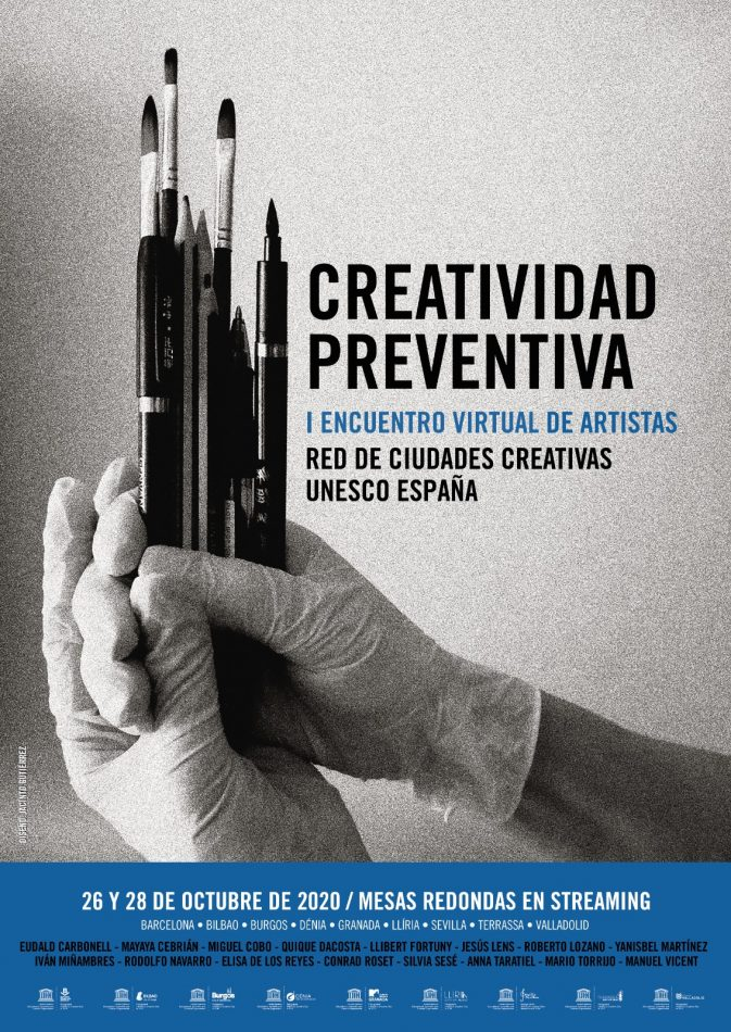 Creatividad Preventiva. I Encuentro Virtual de Art...