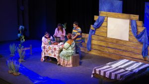 Señora Tortuga presented by The Magik Theatre