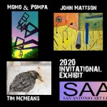 San Antonio Art League & Museum Invitational Exhibit-Meet the Artist