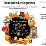 43rd Annual Dia de los Muertos (virtual) Exhibit