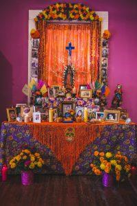 Esperanza Honors Día de Los Muertos