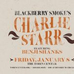 Charlie Starr of Blackberry Smoke
