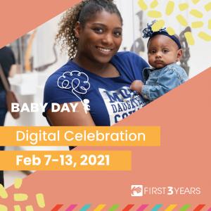 Baby Day 2021 Digital Celebration