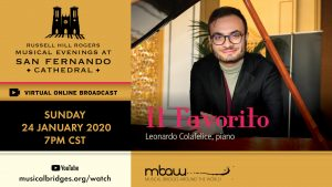 Il Favorito | Musical Evenings at San Fernando Cathedral