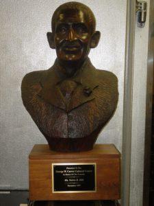 George W. Carver Bust