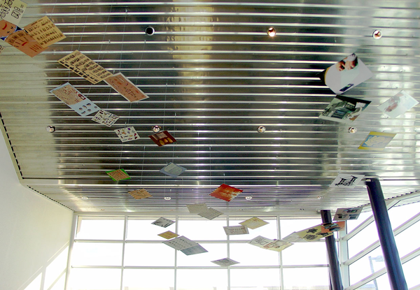Untitled (Ceiling Installation)