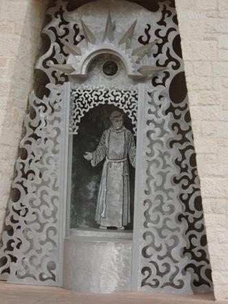 Grotto de San Antonio