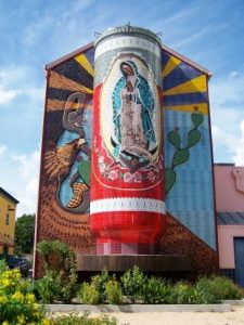 La Veladora of Our Lady of Guadalupe