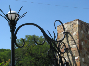 Brackenridge Park Broadway Entrance