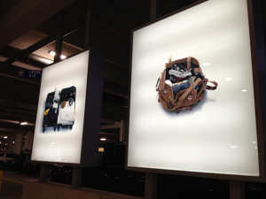 Suitcase Portraits
