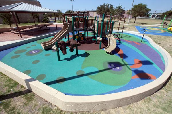 Arnold Park Playground (Toturf)