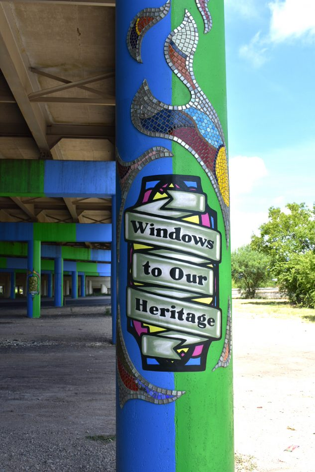 Windows to Our Heritage: Mission Road