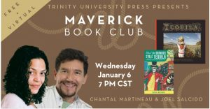 Maverick Book Club: How the Gringos Stole Tequila and The Spirit of Tequila with Chantal Martineau and Joel Salcido