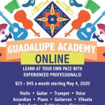Guadalupe Academy Spring Semester