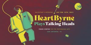 Heartbyrne - A Talking Heads Tribute