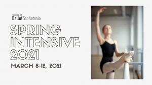 School of Ballet San Antonio | Spring Intensive 20...
