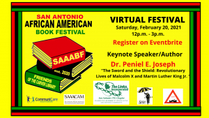 2nd Annual San Antonio African American Book Festival - The Power of Black Literature